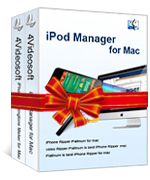 iPod + iPhone Mate for Mac